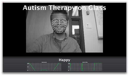 Autism Therapy on Glass Image #1